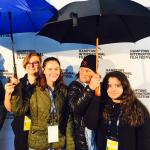 volunteers-umbrellas