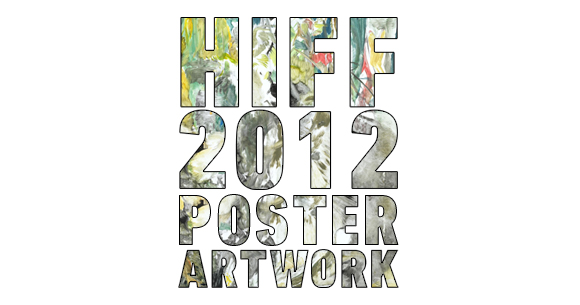 Sneak Peek: Artwork for HIFF's 20th Anniversary Artist Poster by Cecily Brown (#HIFF12)