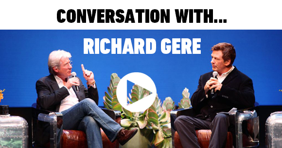 Conversation With… Richard Gere