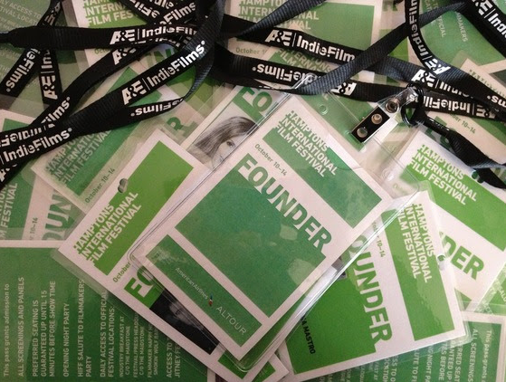 Founders Pass badges