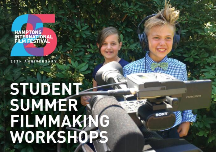 Summer Filmmaking Workshop HIFF 2017