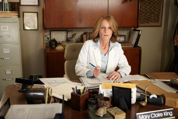 Helen Hunt in 'Decoding Annie Parker'