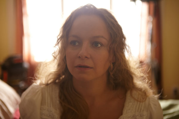 Samantha Morton in 'Decoding Annie Parker'