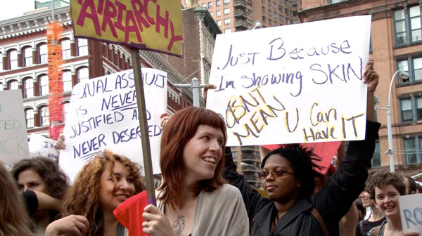 #SlutWalkNYC