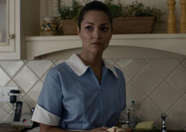 Paula Garces in The Maid's Room