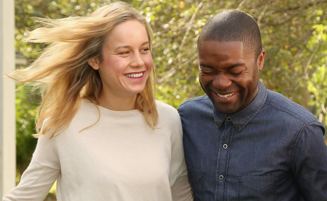 Actors Brie Larson (L) and David Oyelowo attend the 21st Annual Hamptons International Film Festival on October 12, 2013 in East Hampton, New York. (Photo by Monica Schipper/Getty Images for The Hamptons International Film Festival)