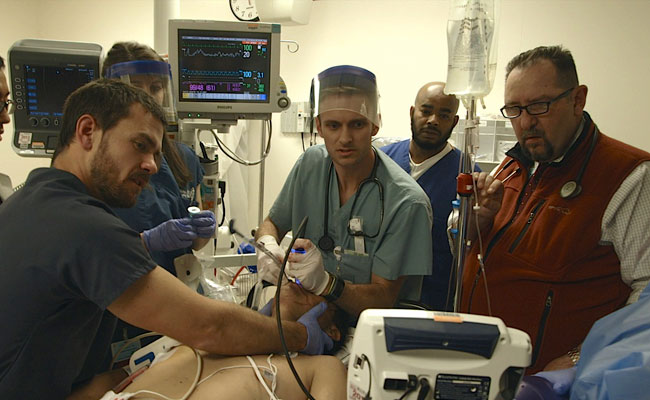 Q&A: Ryan McGarry on HIFF 2013 Best Documentary 'Code Black'
