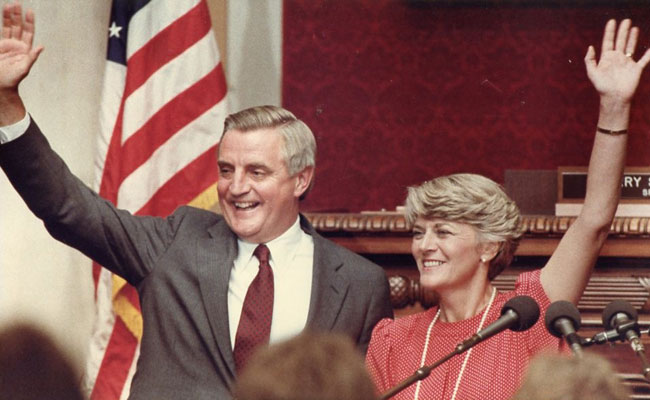 Q&A: Donna Zaccaro on 'Geraldine Ferraro: Paving the Way'