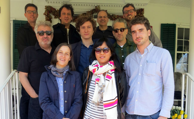 HIFF 2014 Screenwriters' Lab a Success