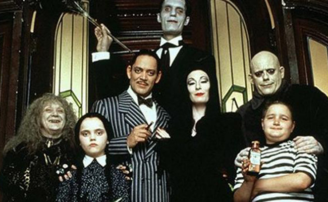 'ADDAMS FAMILY VALUES': August 18, YMCA East Hampton, 7:45pm, FREE!