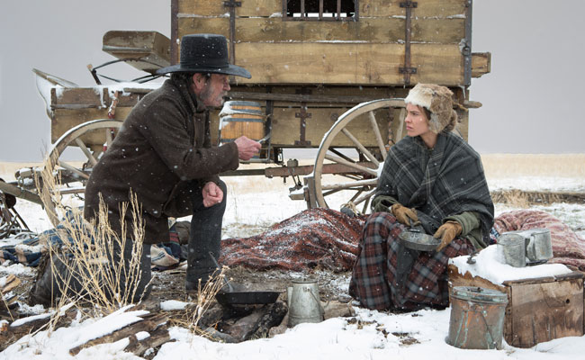 Hilary Swank to Attend HIFF 2014 with Centerpiece Film 'The Homesman,' Directed by Tommy Lee Jones