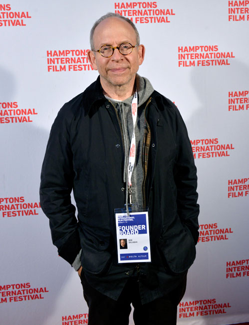 Bob Balaban attends the Still Alice premiere during the 2014 Hamptons International Film Festival on October 13, 2014 in East Hampton, New York. (Photo by Eugene Gologursky/Getty Images)