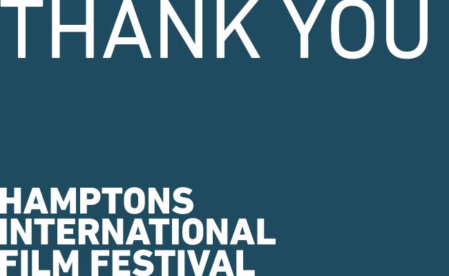 HIFF 2014 thank you