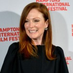 Actress Julianne Moore attends the 'Still Alice' US premiere during the 2014 Hamptons International Film Festival on October 13, 2014 in East Hampton, New York. (Photo by Eugene Gologursky/Getty Images)
