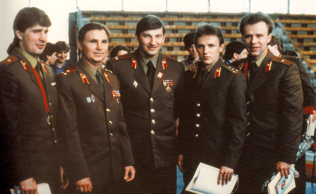 Q&A: Gabe Polsky on the Soviet Hockey Legends of 'Red Army'