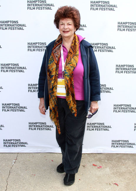 Zelda Penzel attends the GSA Awards Presentation during the 2014 Hamptons International Film Festival on October 13, 2014 in East Hampton, New York. (Photo by Rob Kim/Getty Images)