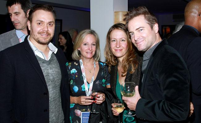 Theodore Melfi & Guests