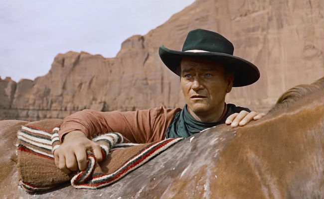 John-Wayne-in-The-Searchers