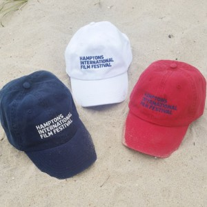 Hats-on-sand
