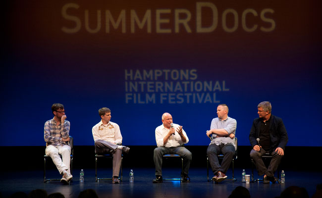 Slideshow: Final SummerDocs Screening of 'Peace Officer'