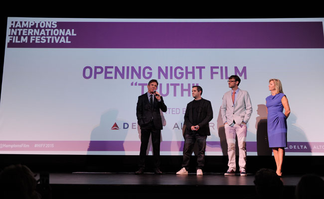 Thursday Snapshots: Opening Night of HIFF 2015