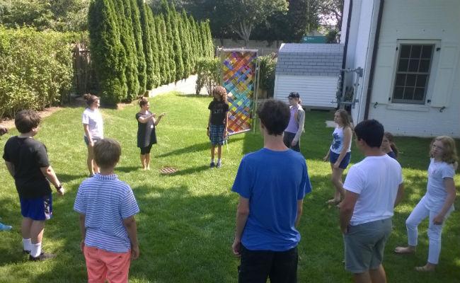 Indigo Summer Workshop