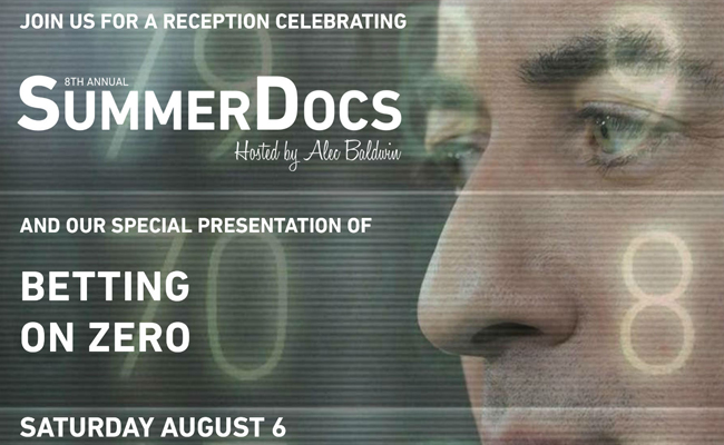 You're Invited: Reception to Support SummerDocs