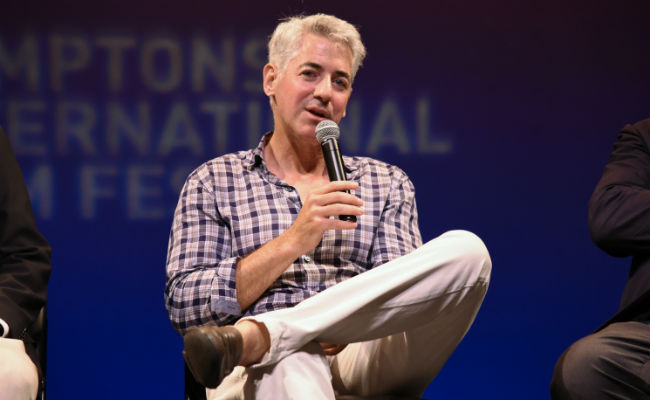 SummerDocs Betting on Zero Bill Ackman