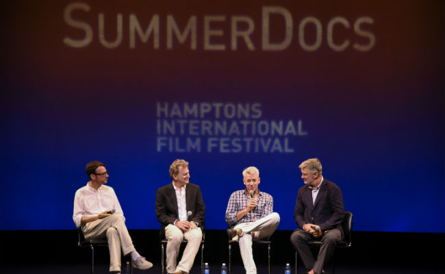 SummerDocs Betting on Zero stage shot wide