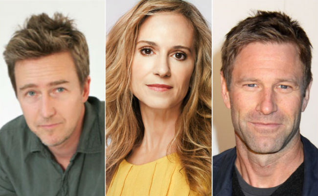 Conversations Announced! Holly Hunter, Edward Norton & Aaron Eckhart