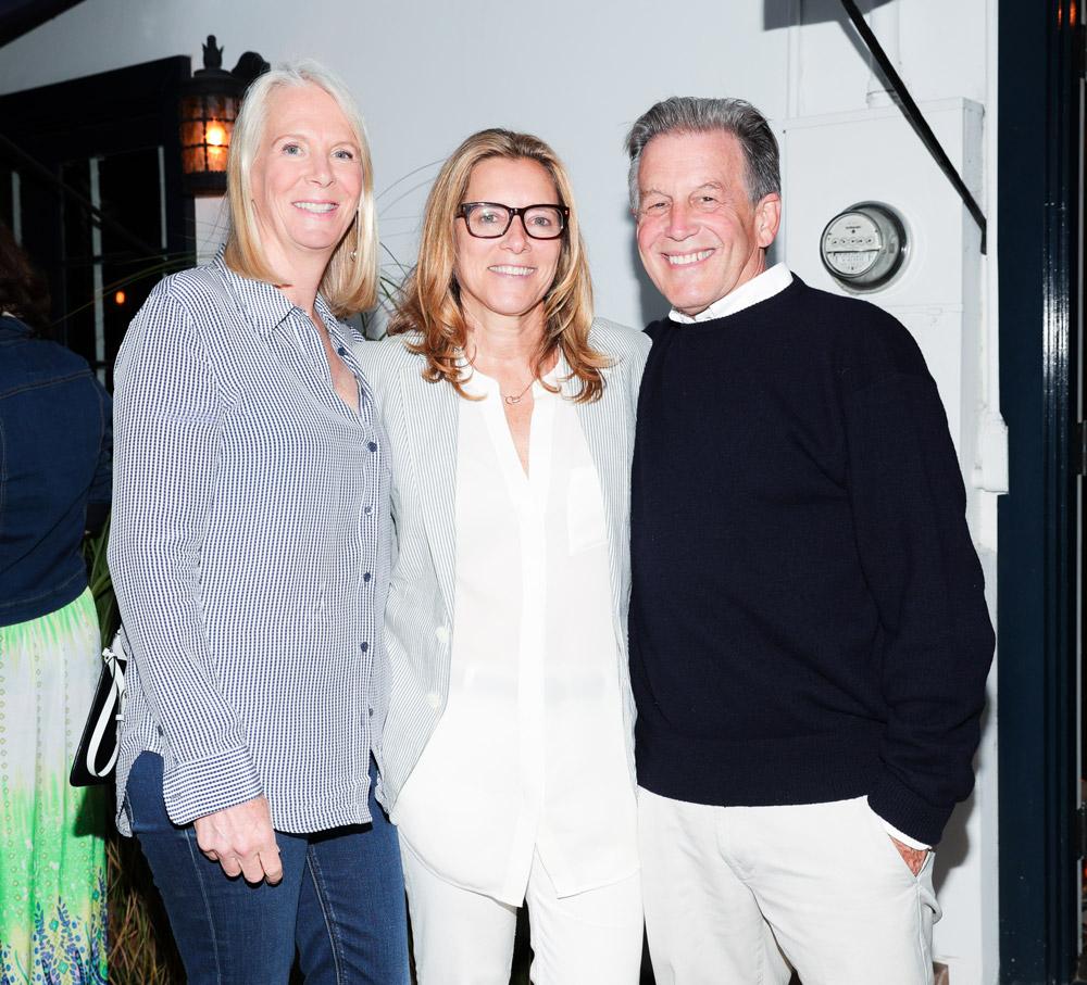 Leslie Klotz, Nina Lederman, Jon Levin HIFF 25 LA