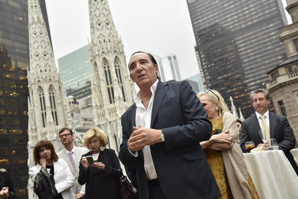Dan Crown at NY HIFF25 Event