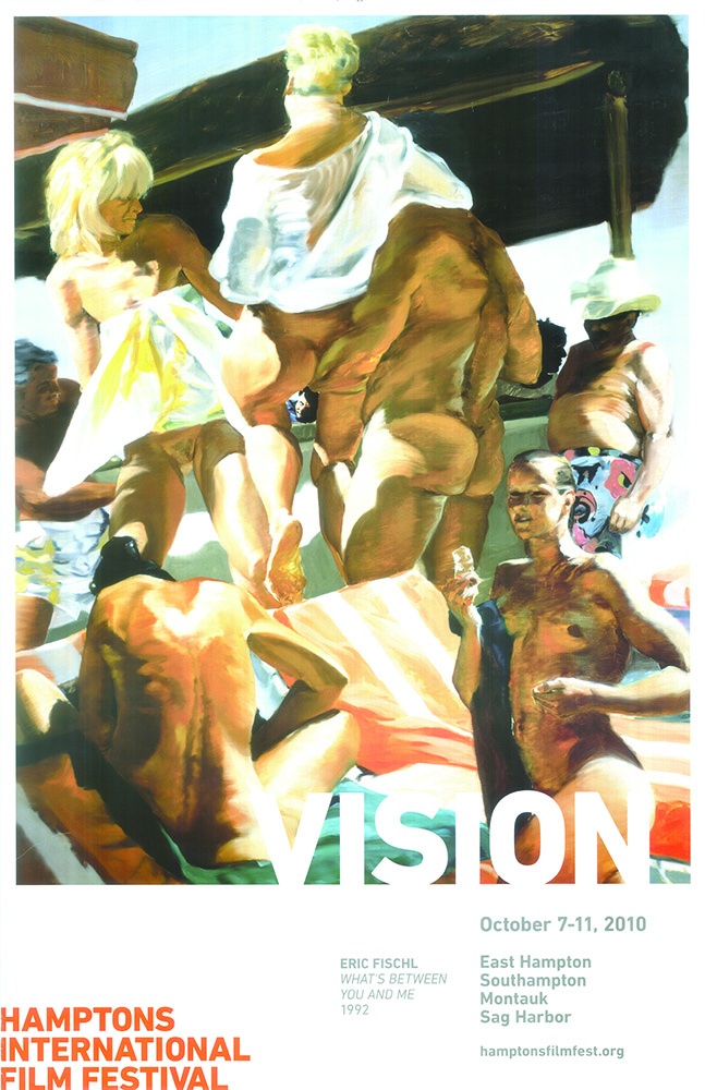 """2010. Eric Fischl, """"what's Between You and Me,"""" 1992."""