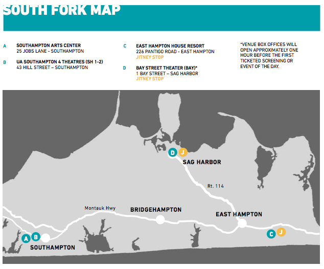 South Fork Map HIFF25