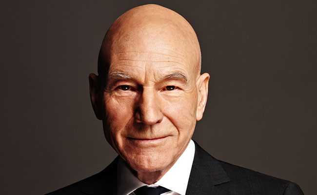 Patrick Stewart to Receive Variety Creative Impact in Acting Award