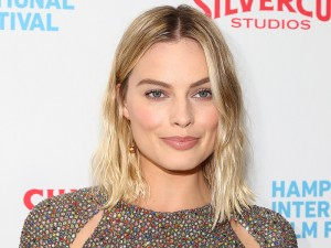 Actress Margot Robbie attends the US Premiere of I, TONYA at HIFF25. (Photo by Astrid Stawiarz/Getty Images)
