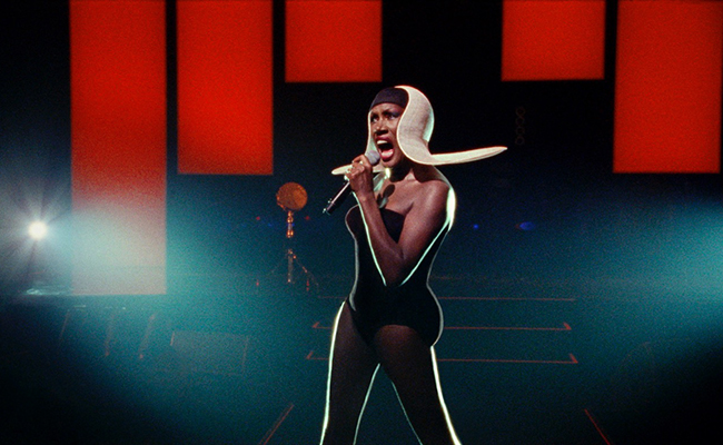 'GRACE JONES': Sunday, March 18, 1pm, Bay Street Theater