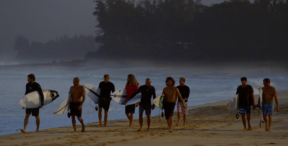 Momentum Generation 2 beach surfboards