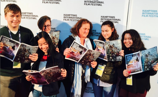 Volunteer for HIFF 2018!