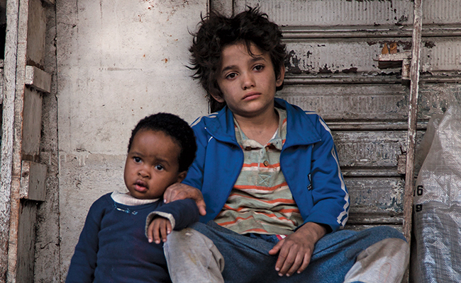 NOW SHOWING: Oscar® Nominee 'CAPERNAUM' on February 23