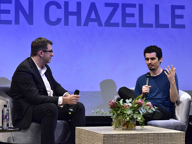 A Conversation With Damien Chazelle photo