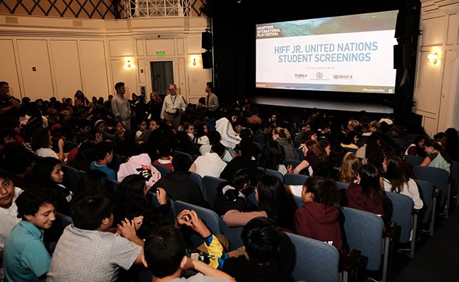 HIFF Jr. Presented United Nations Plural+ at HIFF 2018