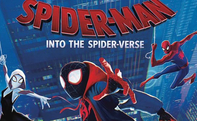 650 Spider-Man Into the Spiderverse