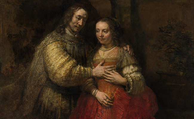 Now Showing: Exhibition on Screen presents 'REMBRANDT'
