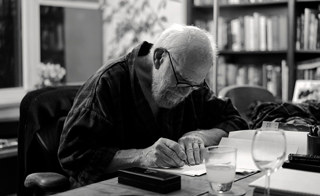 NOW SHOWING: 'OLIVER SACKS: HIS OWN LIFE' DECEMBER 21-28