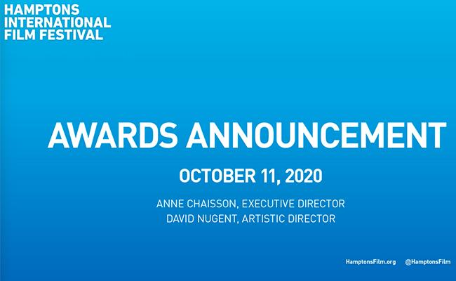 Watch the HIFF28 Awards Presentation