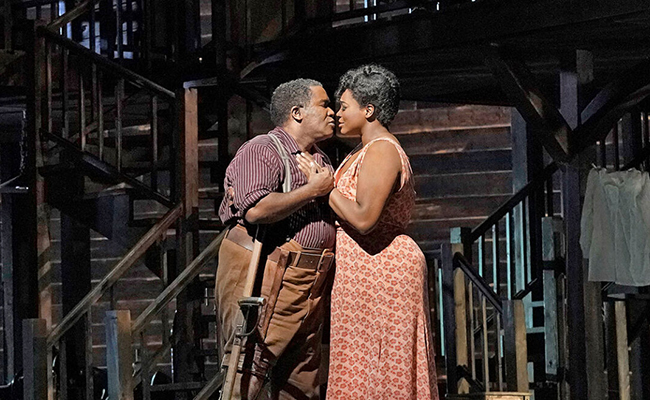 MET UNDER MOONLIGHT: 'PORGY AND BESS' (DRIVE-IN ON MAY 1)