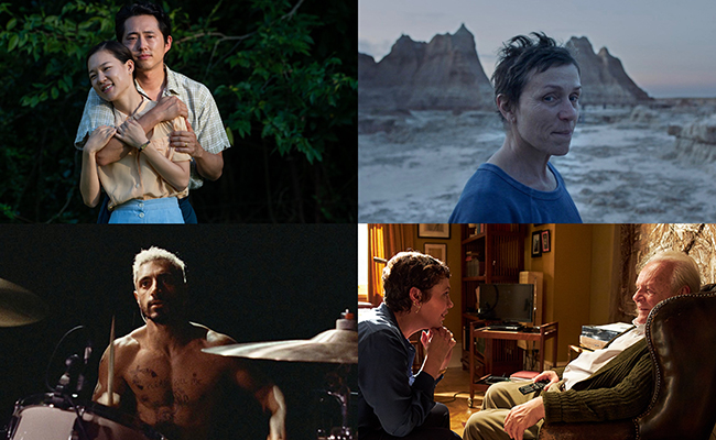 30 OSCAR® NOMINATIONS FOR HIFF28 FILMS
