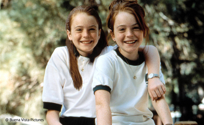 July 7 in Herrick Park: 'THE PARENT TRAP'